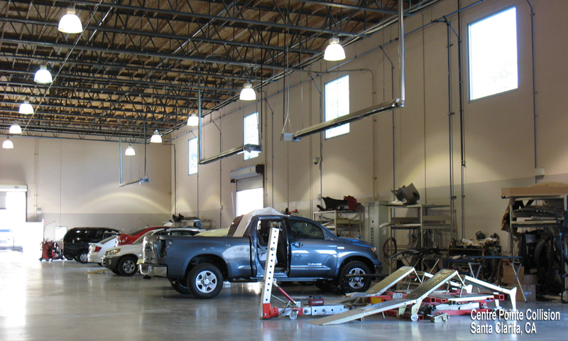 Body Shop Layouts Gallery